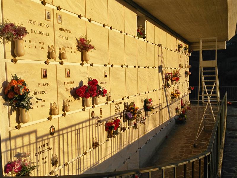 Cimitero di Casacastalda
